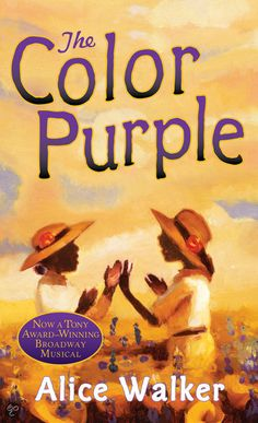 The Color Purple One of the few books I've ever read more than once.  Absolutely heart-wrenching.  Takes a good, hard look at abuse, how it works, and how, ultimately, anyone can set him or herself free from having to play the role of victim.  Great character development in this novel.  Walker finds a place for everyone.