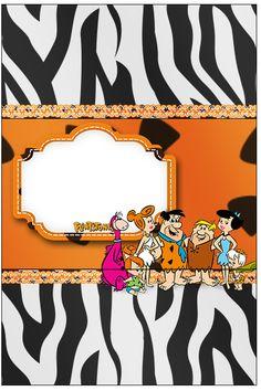 Bala Personalizada Flintstones: