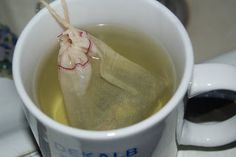 a nice little tea bag that you can reuse