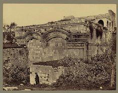 Golden Gate Jerusalem | Jerusalem_Golden_Gate_between_1856_and_1860.jpg  (640 × 503 Pixel ...