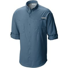 14f698c6e15 Columbia Sportswear Men s Performance Fishing Gear Tamiami II Big   Tall  Long Sleeve Button Down Shi
