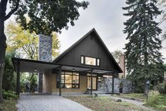 Closse Residence by NatureHumaine (1)