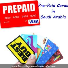 #PrePaidCards in #SaudiArabia