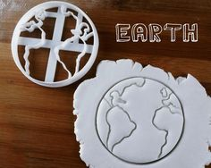 ♢ Unique in-house design ♢  Get the FULL set of all 3 designs for a better deal!  3D printed cutters suitable for cookie dough, fondant, cheese, clay,