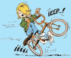 Jeroentje Old Cartoons, Strips, Bike Stuff, Drawings, Kids, Fictional Characters, Veils, Nostalgia, Young Children