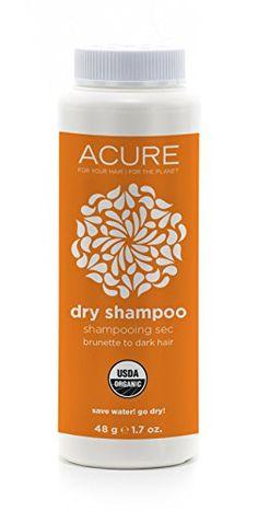 Acure Organics Dry Shampoo, Brunette to Dark Hair Acure Organics Powder, oz.: Acure Organics Dry Shampoo, Brunette to Dark Hair Acure Organics Powder, oz. Shampoo For Itchy Scalp, Shampoo For Gray Hair, Shampoo For Thinning Hair, Hair Shampoo, Shampoo Bowls, Shampoo Bar, Acure Organics, Shampoo Dispenser