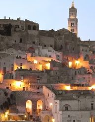 Matera, Italy magical