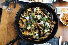 Mediterranean Mussels from Brasserie Beck