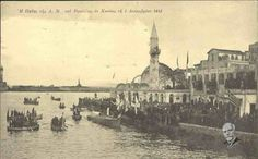 His Majesty the King in Chania, on the 1st December, 1913.