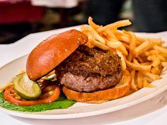 Minetta Tavern NYC. (Dry aged burger)
