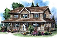 House Plan 18-285