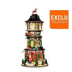 Lemax Christmas Village, Christmas Clock Tower