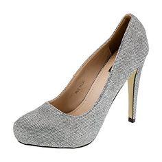 Damen Plateau Pumps Velours High Heels Plateau Damen Stiletto Hochzeit Party Abend zapatos d30479