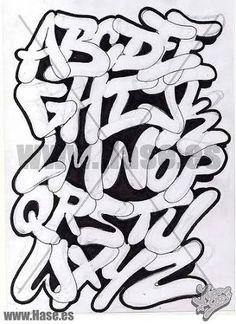 dibujos a lapiz de graffitis  Buscar con Google  Proyectos que