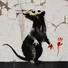 Banksy - 'If graffiti changed anything - it would be illegal'