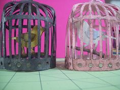 Birdcage tutorial, these are so much fun, how to video included!