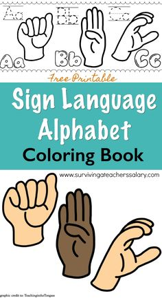 Free Printable ASL Alphabet Sign Language Flash Cards Free Printable ASL Alphabet Sign Language Flash Cards,Gifted Free Printable ASL Alphabet Sign Language Flash Cards Related posts:Get Rid Of Back Fat - Full Back Workout. Alphabet Signs, Sign Language Alphabet, Alphabet Book, American Sign Language, Sign Language For Kids, Learn Sign Language Free, Sign Language Colors, Sign Language Games, Asl Signs