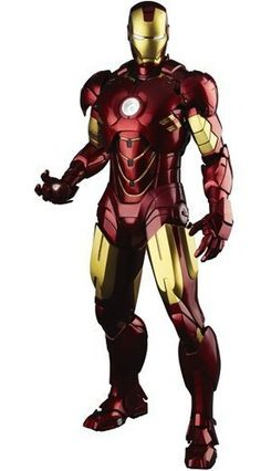 The Mark IV (Mark 4) was the fourth Iron Man Armor designed and created by Tony Stark as the successor to older Mark III model. The armor differs only slightly from it's predecessor, with only cosmetic changes to the armor plating, and a few changes in the capabilities of the armor itself.