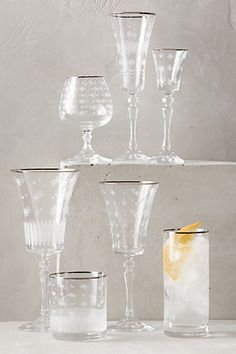 Starling Glassware - anthropologie.com #anthrofave