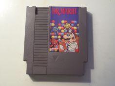 Dr. Mario - 1985 Nintendo Game #classic #nintendo #doctor #mario #shop