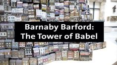 Barnaby Barford: The Tower of Babel on now at the V&A, London