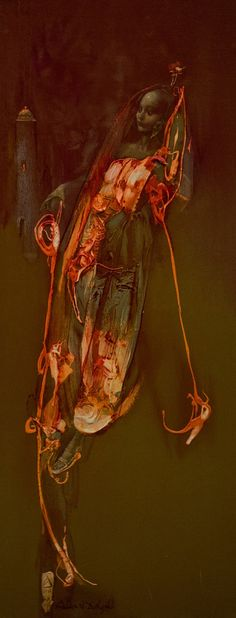 Painting by Russian artist Alexander Dolgikh