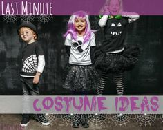 No time to buy a costume? Then you need these last-minute Halloween costume ideas pronto!