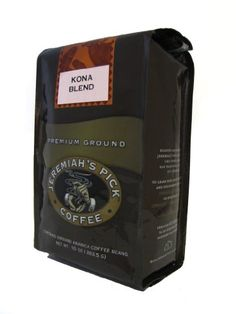 Kona Blend  Ground Coffee for Drip  10oz Caffeinated >>> Visit the image link more details. (This is an affiliate link and I receive a commission for the sales)