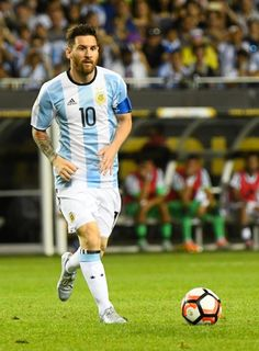 Fotogalería: El show de Messi