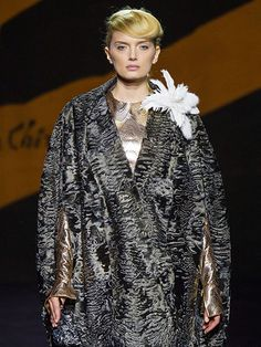 Couture Fashion Week 2015 - Fendi