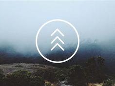 Compass Logo Design Concept w/ image by Alexa Riddle