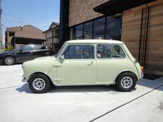 65y AUSTIN MINI COOPER 1275 `S` « t-drive