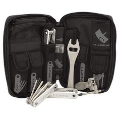 Lezyne Port-A-Shop | Most of the tools you need for your bike, in a handy case