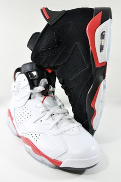 Air Jordan VI: 1991-1993  Purchased 3 pair in ascending sizes with birthday and christmas money