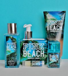Victoria's Secret : PINK Beach Collection