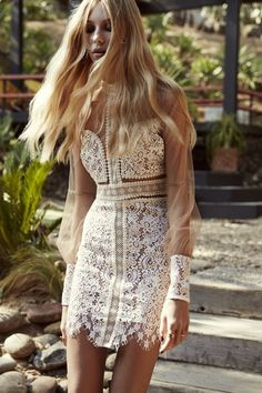 "For Love and Lemons ""GOLDEN HOUR GETAWAY"" HOLIDAY 2015 LOOKBOOK"