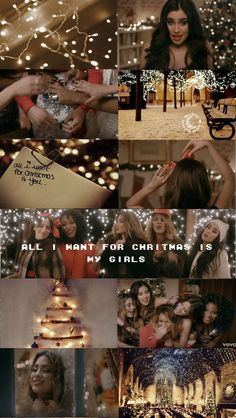 All I want for Christmas is to see them happy  for Christmas  #FreeFifthHarmony