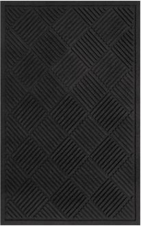 Recycled Rubber Tuscany - Black
