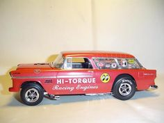 photos of carl casper's cosmic charger | The Fabulous Model Gallery
