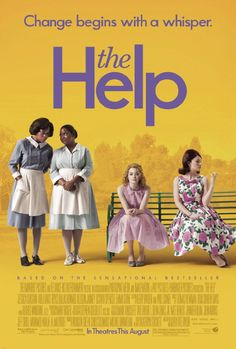 The Help.  I didn't think I'd like this movie, but I loved it.  It did make me cry though.