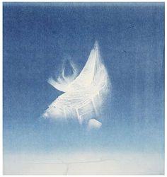 Arnesteinen i natten av Vebjørn Sand Norway, Scandinavian, Paintings, Colour, Celestial, Abstract, Artwork, Outdoor, Color