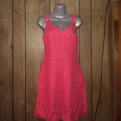 Pink dress Pink mini dress with zipper on the back Stephen Digeronimo Dresses Mini