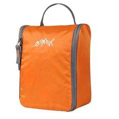 AONIJIE Indoor Outdoor Travel Hotel Home Bathroom Toiletries Bag Waterproof Travelling Cosmetic Personal Stuff Shampoo Case Bag