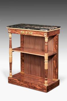 Regency period rosewood gilt Side Cabinet (Ref No. 5661) c. 1820 - Windsor House Antiques