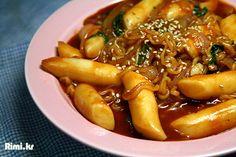 맛있는 요리 레시피 - 리미의 레시피 ::Rimi.kr:: - 깻잎 떡볶이