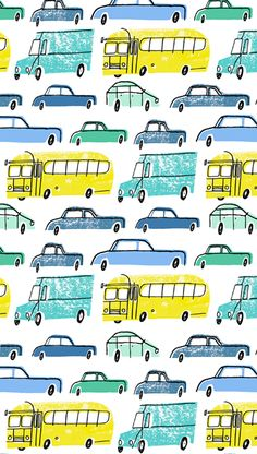 My Beep Beep pattern copyright 2016 Alanna Cavanagh Kids Patterns, Cool Patterns, Print Patterns, Illustration Inspiration, Pattern Illustration, Surface Pattern Design, Pattern Art, Pattern Paper, Conversational Prints