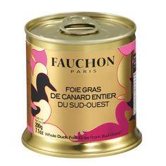 Foie Gras de Canard entier du Sud-Ouest - Boîte 200g - FAUCHON