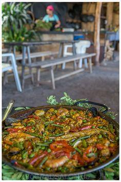 by 180° SalonRestaurant Sa Foradada - Das Ziel einer wunderbaren Wanderung mit einer der besten Paella Mallorcasby 180° Salon
