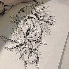 эскиз занят #эскизтату #набросок #эскиз #роза #tattoo #tattoo2me #tattooart #tattoopins #tattooblack #tattooartist #tattoomoscow #tattsketches #tattooinrussia #blxckink #blacktattoo #caracal #flowertattoo #womantattoo #graphictattoo #peonytattoo #womantattoo #ink #dark #anemon #wowtattoo #blacktattooart #blackworkerssubmission #blackwork #artwork #inkstinctsubmission