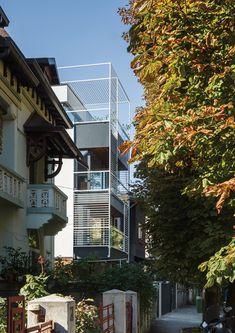 Gallery of Residential Building in Bucharest / Melon Design Studio - 3